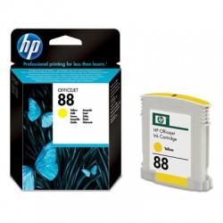 HP Cartouche d'encre Officejet jaune HP88