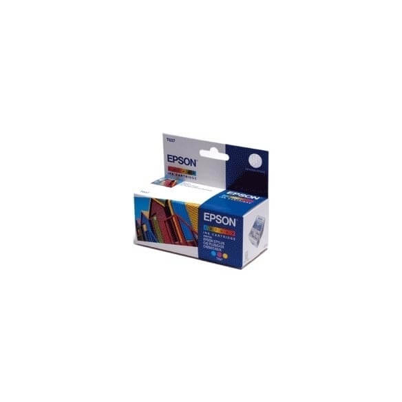 Consommable Epson T0370 'Plage' pack Cartouche d&#03...