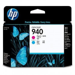 HP Tête d'impression Officejet cyan et magenta 940