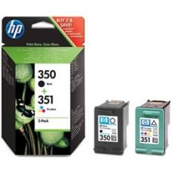 Hp 350/351 Multipack de cartouche couleur