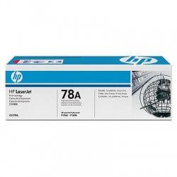 HP CE278A Cartouche de toner LaserJet78A Noir 2100 pages