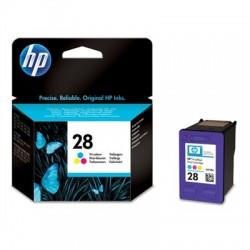 HP Cartouche d'encre 3couleurs HP28