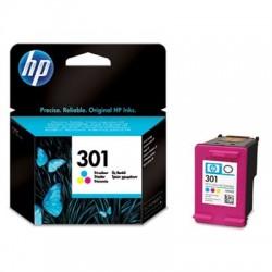 HP Cartouche d'encre trois couleurs HP301