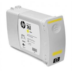 HP N°761 Cartouche d'encre jaune 400ml
