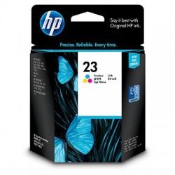 HP Cartouche d'impression 3couleurs HP23