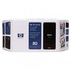 HP Cartouche d'encre noire 80350-ml