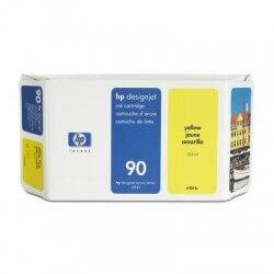 HP Cartouche d'encre jaune 90400-ml