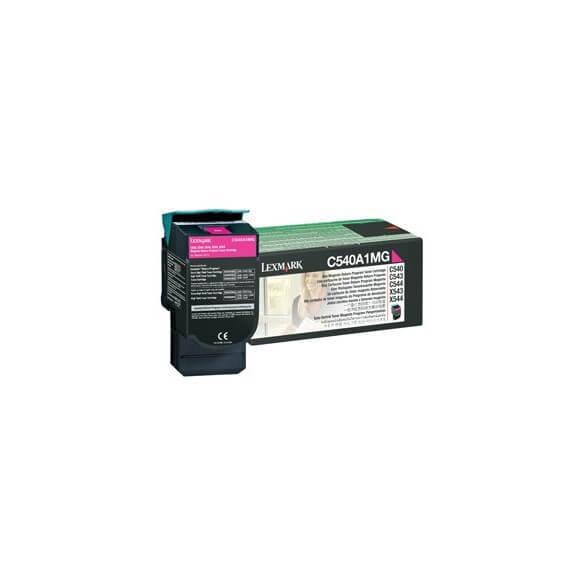 Consommable Lexmark Toner f C54x/X54x Magenta LRP