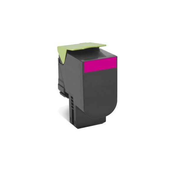 Consommable Lexmark 702XM Toner Ret very high yield/Magenta