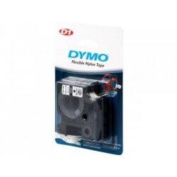 Dymo Ruban D1 Haute Performance 19mm Noir Sur Blanc
