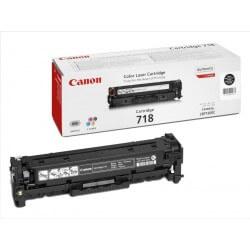 Canon 718 cartouche de toner Noir