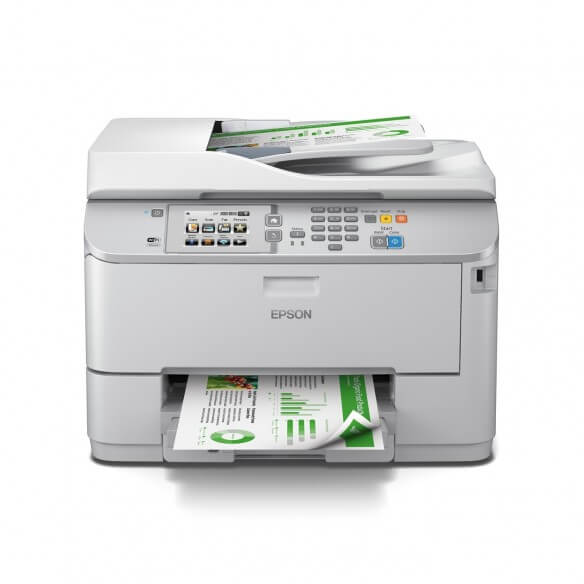 Imprimante Epson WorkForce Pro WF-5620DWF - Multifonction Jet ...