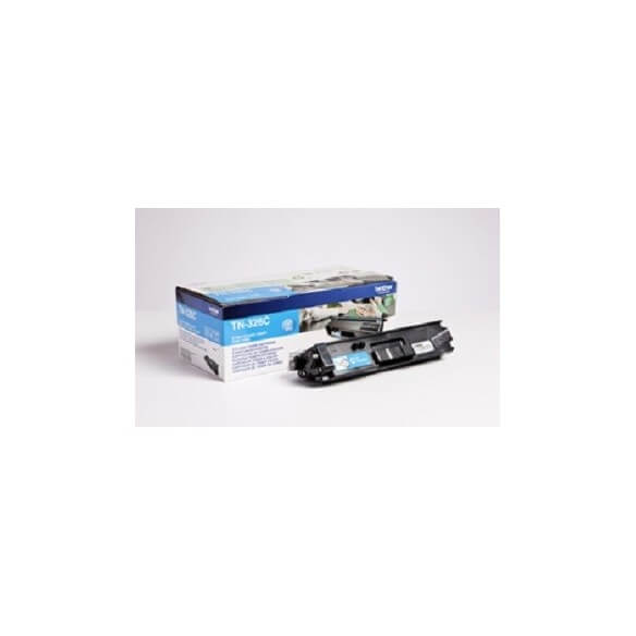 Brother TN326C Cartouche de toner Cyan 3500 pages pour DCP-L8450CDW/MFC-L8650/L8850