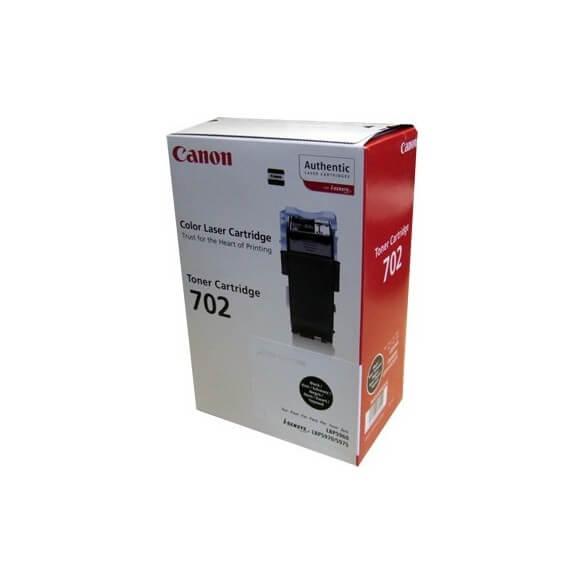 Canon 702 / 9645A004 cartouche de toner noir d'origine10000 pages