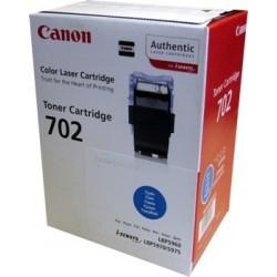 Canon 702 / 9644A004 Cartouche de toner Cyan 6000 pages
