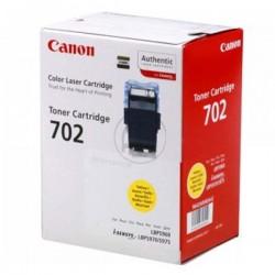 Canon 702 / 9642A004 Cartouche de toner Jaune