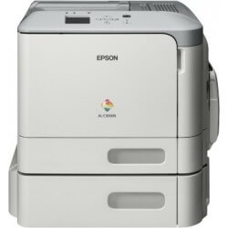 EPSON WorkForce AL-C300TN Imprimante Laser couleur A4 recto-verso + Bac supplemantaire - 1