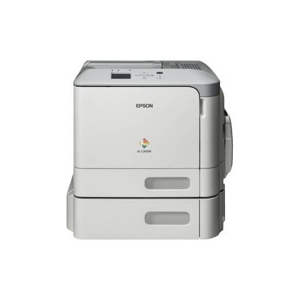 Imprimante EPSON WorkForce AL-C300DTN Imprimante Laser couleur A4 recto-verso + Bac supple