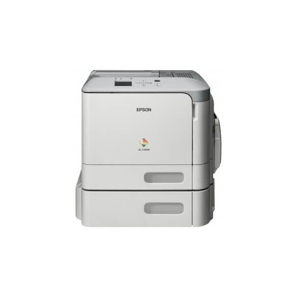 Imprimante EPSON WorkForce AL-C300TN Imprimante Laser couleur A4 + Bac supplementaire