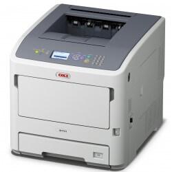 OKI B721DN Imprimante laser monochrome A4 recto-verso - 1