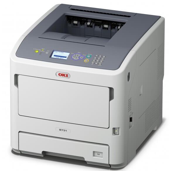 Imprimante OKI B721DN Imprimante laser monochrome A4 recto-ver...