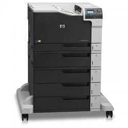 HP LaserJET Enterprise M750N Imprimante laser couleur recto-verso + 3 bacs supplementaire A3 - 1