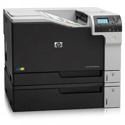 HP LaserJET Enterprise M750N Imprimante laser couleur A3 - 1