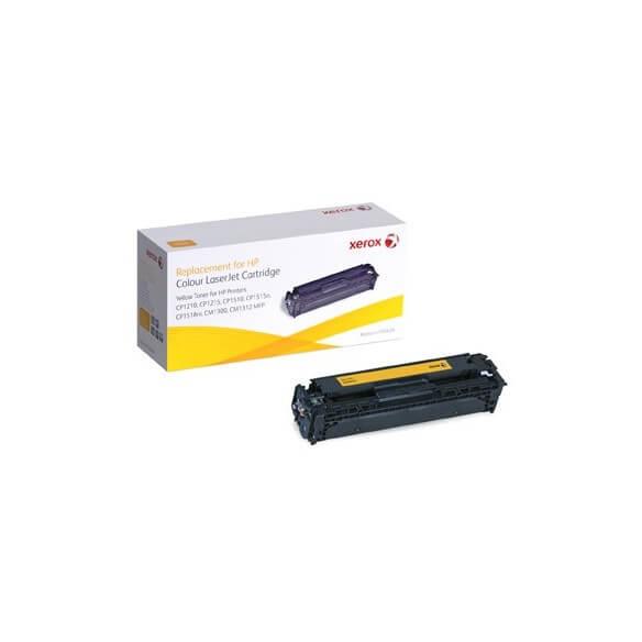 Consommable xerox cartouche de toner compatible jaune 1600 Pag...