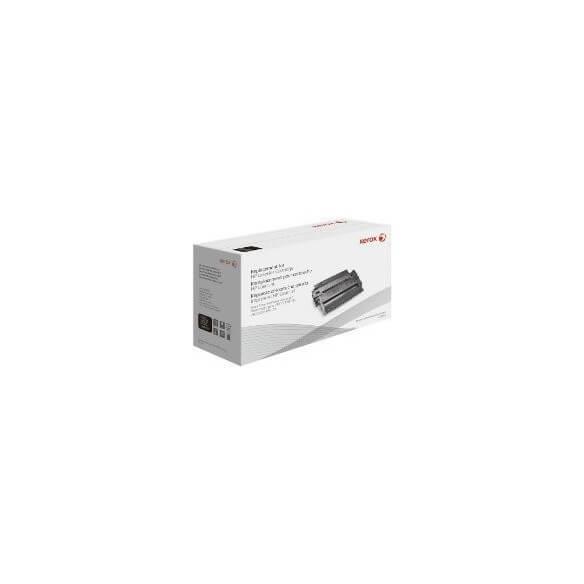 Consommable xerox cartouche de toner compatible noir de 6000 P...