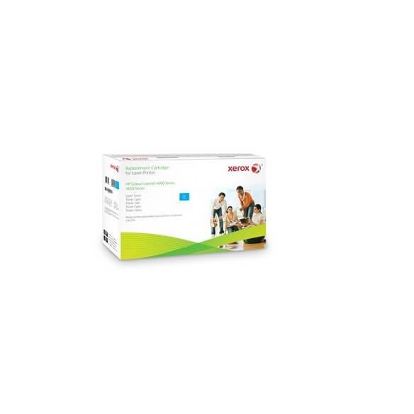 Consommable xerox cartouche de toner compatible cyan de 9100 p...