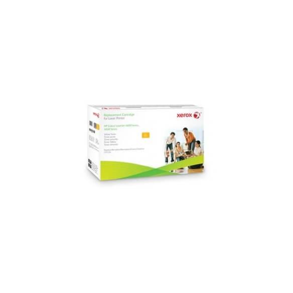 xerox cartouche de toner compatible jaune de 9100 pages eq. HP...