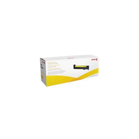 Consommable xerox cartouche de toner compatible jaune de 23500...