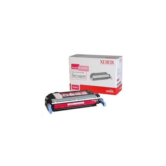 Consommable xerox cartouche de toner compatible magenta de 810...