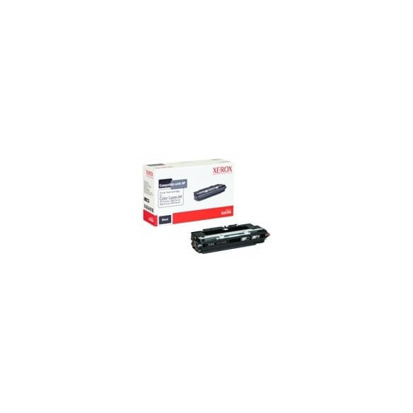 Consommable xerox cartouche de toner compatible noir de 6100 p...