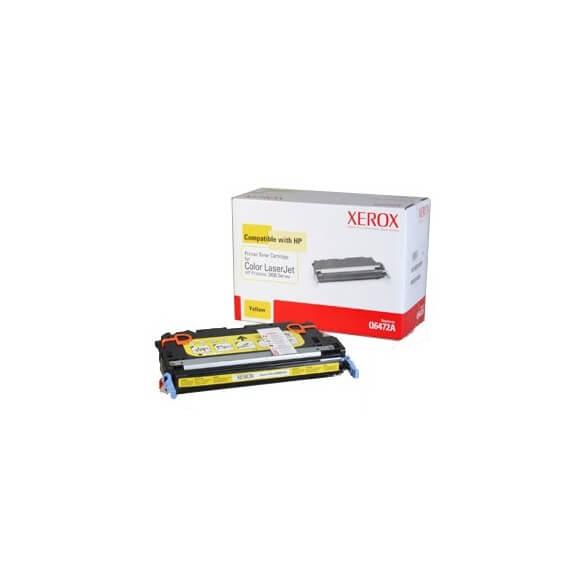 Consommable xerox cartouche de toner compatible de jaune 6000 ...