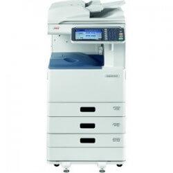 OKI ES9455MFP Copieur Couleur Laser A3 avec bac supplémentaire et meuble support (sous contrat)