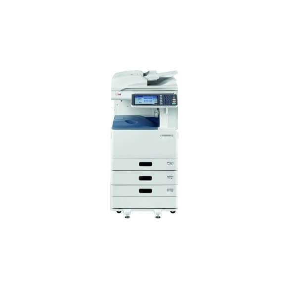 Imprimante OKI ES9455MFP LCF Copieur Couleur Laser A3 avec bac...