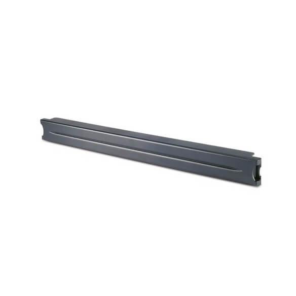 "APC 1U 19"" Black Modular Toolless Blanking Panel - Qty 10 - 1"
