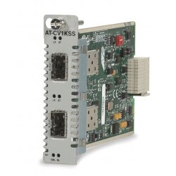 Allied Telesis AT-CV1KSS ConverteonTM Series Line Card - 1