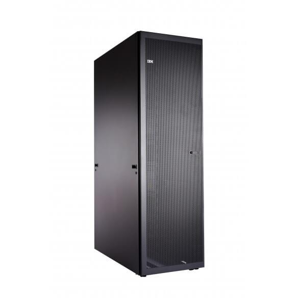 Ibm S2 42U Standard Rack Cabinet - 1