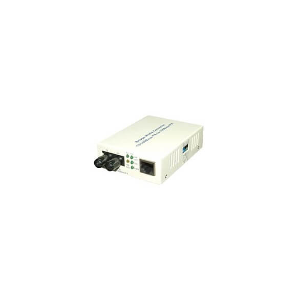 MCL Transceiver 10/100 Base-TX RJ45 / 100 Base-FX ST Multi - 1