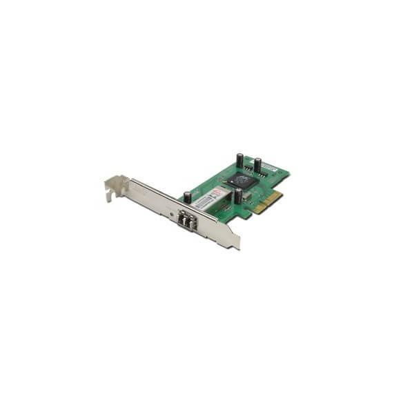 D-Link Gigabit PCI-Express x4 1000BaseSX LC Adapter - 1