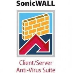 Sonicwall Swall AntiVirus/Client/Server 25u 2yrs