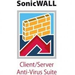 Sonicwall AntiVirus/EnforcdClient &AntiSpy 500u 1y