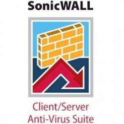 Sonicwall AntiVirus/Client/Server 500u 1yrs