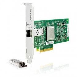 HP Adaptateur de bus hôte 81Q Fibre Channel PCIe - 1