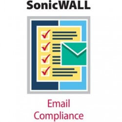 SonicWALL Email Compliance Subscription - 100 Users 1 Server - 1