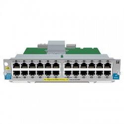 HP Module 24 ports 10/100 PoE+ zl - 1