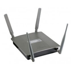 D-Link Wireless N Quadband Unified Access Point - 1