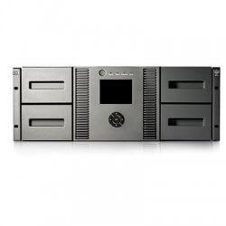 HP Bibliothèque de bandes Fibre Channel MSL4048 1 LTO-5 Ultr - 1